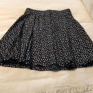 Mossimo  cute flare skirt